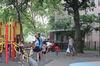 Nycha Could Get 30m To Transform Mott Haven Mott Haven New York