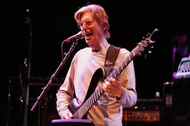 Phil Lesh & Friends will perform in Queens on September 21.