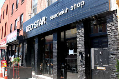 Red Star Sandwich Shop will open this month at 176 Smith St. in Boerum Hill.