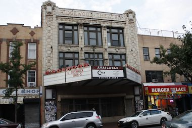 The nearly century old Ridgewood Theatre building will soon be transformed into 50 apartments.