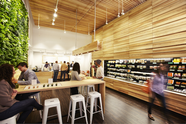 Organic Avenue is closing stores in Midtown East, Chelsea and Upper West Side for three to six weeks.