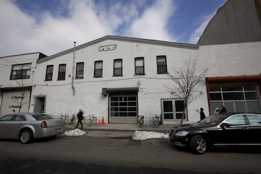 Vice will be leaving its 90 N. 11th St. office for bigger digs in South Williamsburg