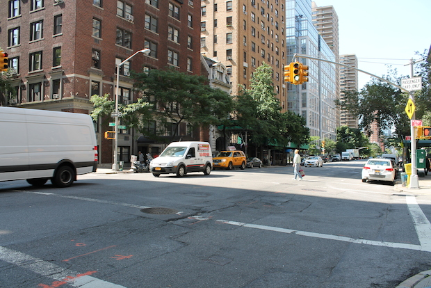 The avenue has long been considered dangerous by residents and local leaders. The NYPD data shows there have been 52 crashes involving pedestrians between July 2012 and July 2014.