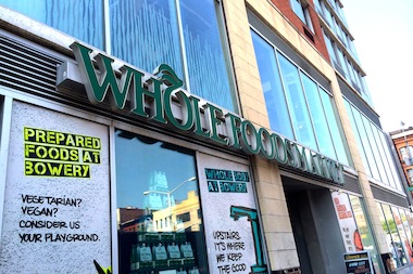 The Whole Foods on East Houston Street between Chrystie Street and the Bowery is teaming up with the Lower East Side Business Improvement District to open a pop-up gallery in the supermarket's second-level mezzanine in September.