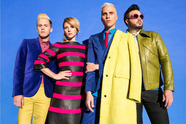 "Neon Trees, James ""Superharp"" Cotton and Dweezil Zappa are all playing New York this week."