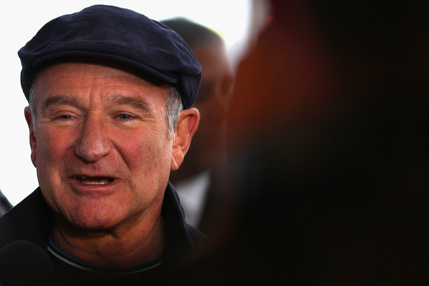 Actor Robin Williams died in Tiburon, California, on Aug. 11, 2014.