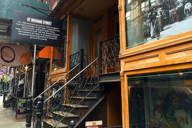 The Lower East Side Tenement Museum at 97 Orchard St.