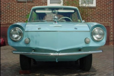 The 1967 Amphicar sold on eBay on Sunday for much less than other listings.