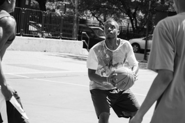 "Chris Wise, 22, organized a three-on-three basketball tournament with the theme ""I Am Peace,"" set for Saturday, in response to gun violence in his neighborhood."