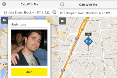 Cab sharing app Cab With Me is launching about a month early in hopes of helping G train riders.