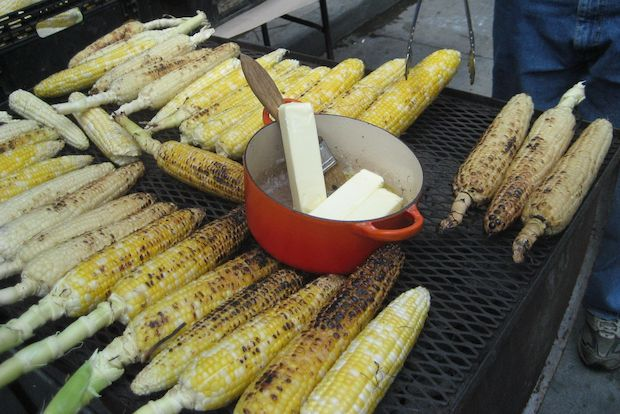 The annual corn roast in Jamaica is scheduled for Saturday, August 9 at the Jamaica Farmers Market.