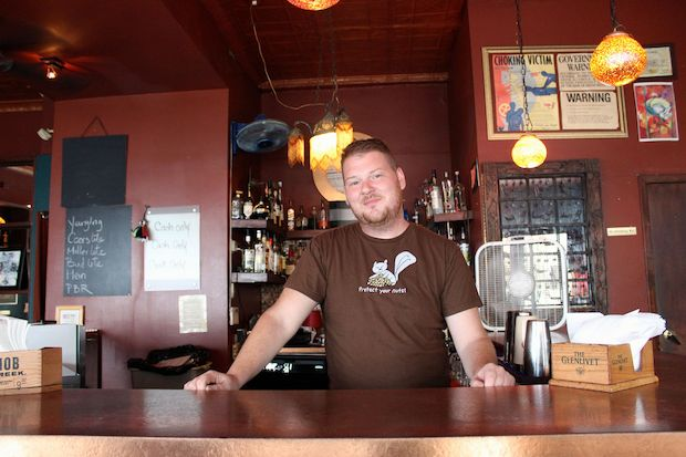 Crescent Lounge had its last night Tuesday after the owner recently sold the business.