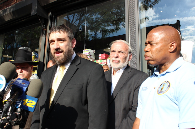 Local leaders condemned a recent round of assaults on Jewish people in Crown Heights, currently being investigated as hate crimes, nearly 23 years to the day after the 1991 Crown Heights riots.