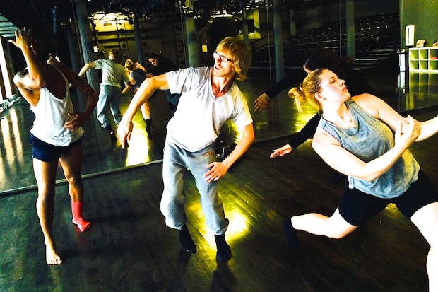 The Gibney Dance studio at 280 Broadway is offering a host of classes while it remains under construction.