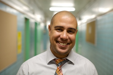 Rashan Hoke starts as Park Slope's P.S. 282's new principal in September.