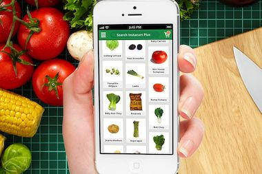 Instacart is now delivering groceries to parts of Astoria, LIC, Sunnyside and Woodside.