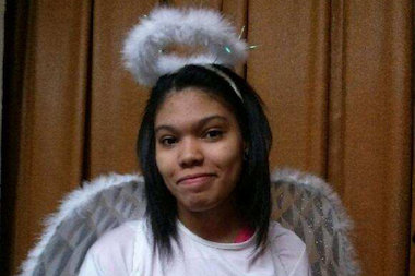 Melisa Mendez, 15, was killed after a fire raged through her building Monday afternoon.
