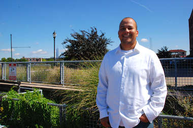 Nicholas Acevedo, 28, is the lead pastor of City Reach Network's Red Hook church, which will officially launch on Sept. 21, 2014.