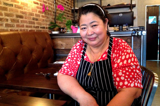 The chef at Paet Rio has successful restaurants in Manhattan but has a more authentic menu in Queens.