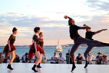 The Downtown Dance Festival returns to Battery Park City with free daily performances.