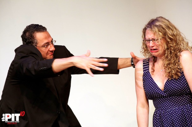 "Improv theater tenets such as the ""yes, and"" rule can make dating more enjoyable."