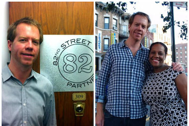 Seth Taylor joined the 82nd Street Partnership in 2012.