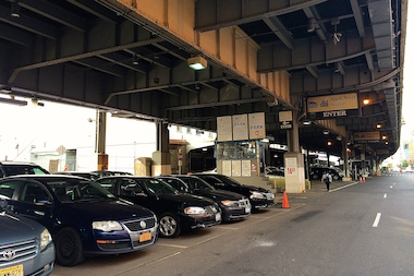Three men were slashed during a brawl on South Street under the FDR last week, police said.