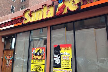 Spirit Halloween is scheduled to open a temporary location in Forest Hills sometime in September.
