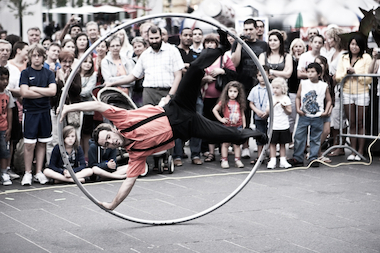 SummerStage is bringing a circus performance to Harlem in August.