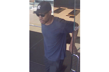 Police are looking for this man, they said robbed a Staten Island TD Bank for only $55 in cash on Monday, August 18, 2014.