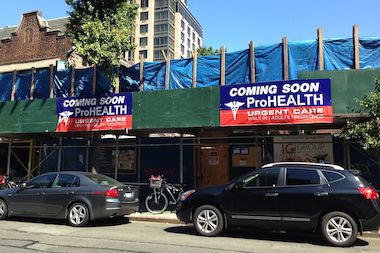 The opening of a health care facility on Austin Street has been delayed.