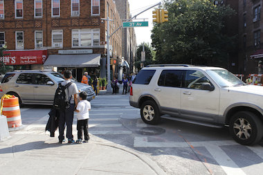 The Renaissance Charter School was informed at the beginning of the year that the corner of 37th Avenue and 81st Street would be without a crossing guard. Parents and administrators are hoping to get one reinstated.