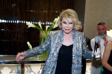 Comedian Joan Rivers died at 81, according to her