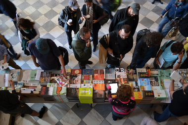 Book lovers will be converging in Brooklyn Heights next month for the Brooklyn Book Festival, the largest free literary event in New York City.