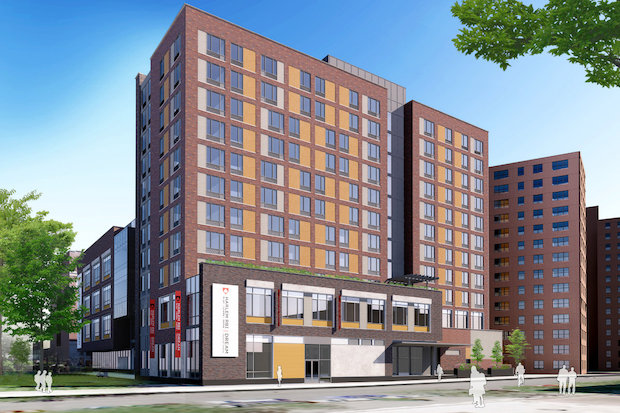 The city's housing lottery starts accepting applications for the Yomo Toro Apartments on Thursday. They are located on East 104th Street between Second and Third avenues.
