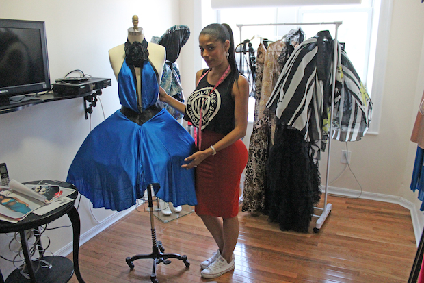 Bronx Designer Spins Making Clothes For Coworkers Into Fashion Week Show Unionport New York Dnainfo