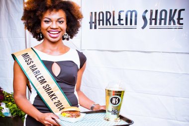"Ijeoma Eboh, 2014's Ms. Harlem Shake. ""You should go because it's going to be a great time, if seeing me isn't enough incentive to go,"" joked Ijeoma Eboh, a PhD candidate at Columbia University. ""It's going to be a celebration of the culture that Harlem has to offer."""