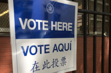 It's Primary Day in New York City on Tuesday. Polls close at 9 p.m. tonight.