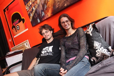 "Harrison Schultz, 31, and Lorna Shannon, 30, started Occupy Weed Street and are hosting ""Sex Ed for Stoners"" classes."