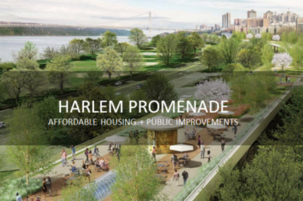 The proposal would help create 2,000 units of affordable housing and generate $1.7 million for public projects.