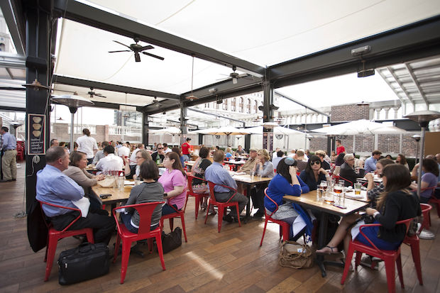 Eataly To Open Summery Seaside Themed Rooftop Restaurant