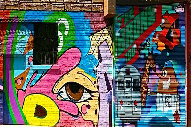 The TAG Public Arts Project has been working on murals all throughout The Bronx.
