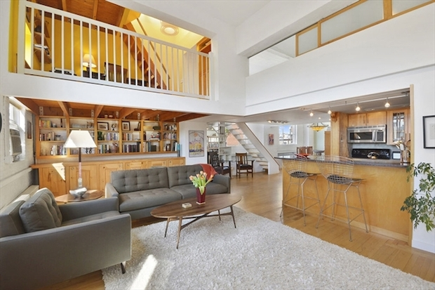 Open Houses With Sleeping Lofts
