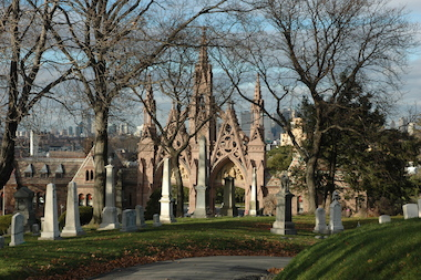 Landmarks Vote Set for Tuesday on Green-Wood Cemetery and Park Slope Church