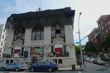 Greystone, a property development company, bought the Brooklyn Lyceum for $7.6 million at a foreclosure auction on Oct. 23, a spokeswoman said.