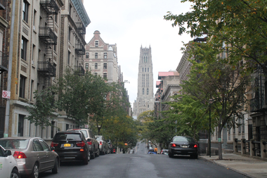 Morningside Heights' rents have increased by 78.6 percent over the past five years, a report said.