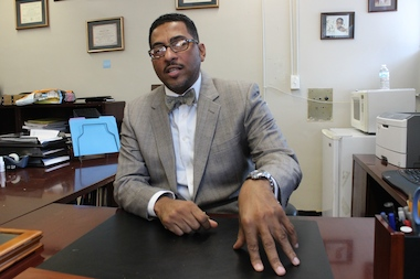 Clarence Ellis is the new superintendent for District 17 in Brooklyn.