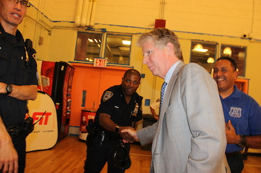 Manhattan District Attorney Cyrus Vance Jr. rejected the notion that the conspiracy charges could sweep kids on the fringes of youth gangs into prison unnecessarily.
