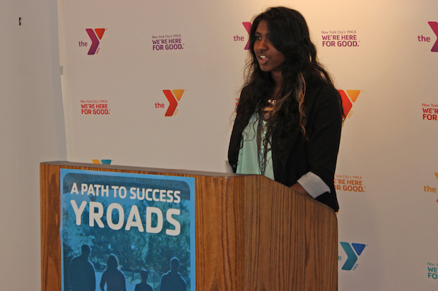 The YMCA, OBT and others celebrated the opening of Y Roads in The Bronx on Thursday.
