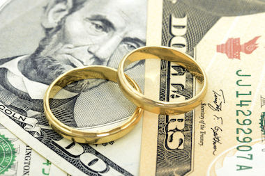 Differing personal finance philosophies can lead many married couples to argue.